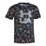 Boys 4-7 Under Armour Digital Abstract Logo Graphic Tee