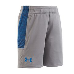 Boys 4-7 Under Armour Logo Stunt Shorts
