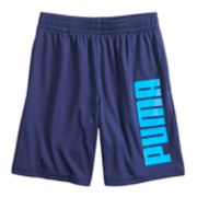 Boys 4-7 PUMA Logo Shorts