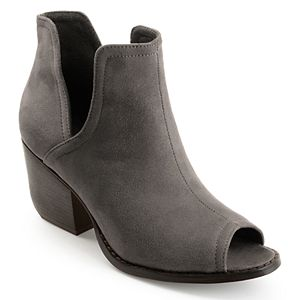 Journee Collection Jordyn Women's Ankle Boots