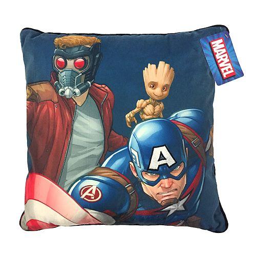 Marvel Avengers: Infinity War Team Up Throw Pillow