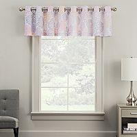 The Big One® Decorative Chrysanthemum Floral Window Valance