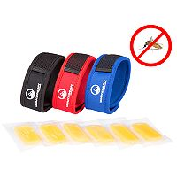 Wakeman Outdoors 3-pack Natural Mosquito Repellent Bracelet Wristbands