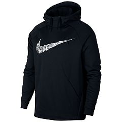 Big & Tall Nike Therma Rip and Tear Hoodie