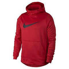 Big & Tall Nike Therma Swoosh Hoodie
