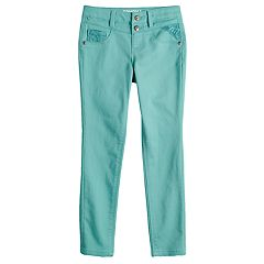 Girls 4-12 SONOMA Goods for Life™ Sateen Jeggings