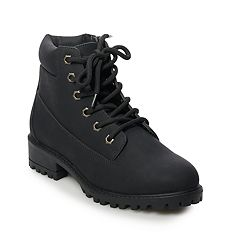 madden NYC Ferris Women's Hiking Boots