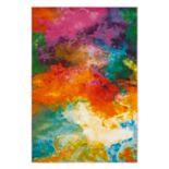 Safavieh Watercolor Aliza Abstract Rug
