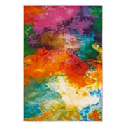 Safavieh Watercolor Aliza Abstract Rug