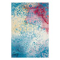 Safavieh Watercolor Amara Abstract Medallion Rug