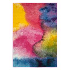 Safavieh Watercolor Belva Abstract Rug