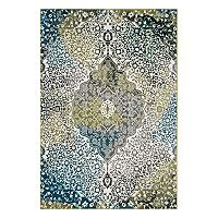 Safavieh Watercolor Colson Floral Medallion Rug