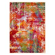 Safavieh Watercolor Fonda Abstract Rug