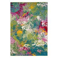 Safavieh Watercolor Hansen Abstract Rug
