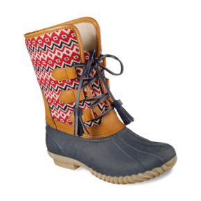 Skechers Hampshire Nordic Daze Women's Waterproof Winter Boots