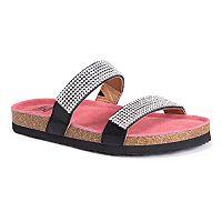 MUK LUKS Delilah Women's Slide Sandals