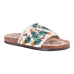 MUK LUKS Brooke Women's Slide Sandals