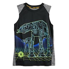 Boys 4-7x Star Wars a Collection for Kohl's AT-AT Walker Tank