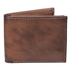 Men's Croft & Barrow® RFID-Blocking Passcase Wallet