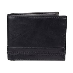 Men's Croft & Barrow® RFID-Blocking Extra Capacity Traveler Wallet
