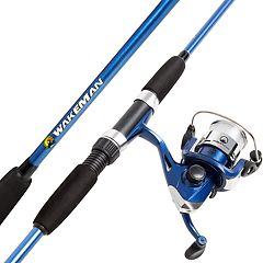 Wakeman Outdoors Fishing Rod and Reel Combo