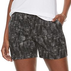 Women's Apt. 9® Torie Twill Shorts