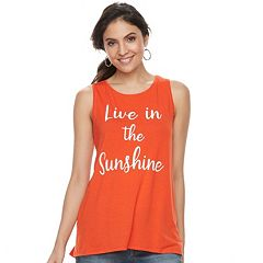 Women's Apt. 9® Graphic Tank