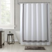 VCNY Mineral Hotel Style 15-piece Shower Curtain Set