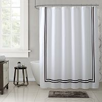 VCNY Mineral Hotel Style 15 pc Shower Curtain Set