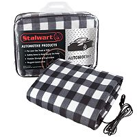 Stalwart Electric Heater Car Blanket