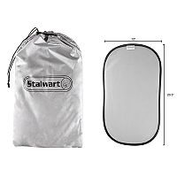 Stalwart 3-pack Windshield Sun Shades