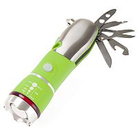 Stalwart Multi-Tool LED Flashlight