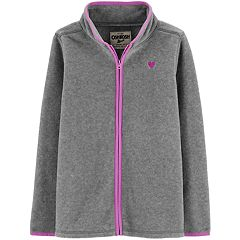 Girls 4-14 OshKosh B'gosh® Microfleece Jacket