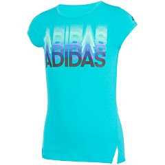 Girls 7-16 adidas Logo Graphic Tee