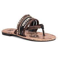 MUK LUKS Emmy Women's Slide Sandals