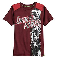 Boys 4-10 Marvel Hero Elite Series Avengers Infinity Wars Collection for Kohl's 'Infinite Power' Active Tee