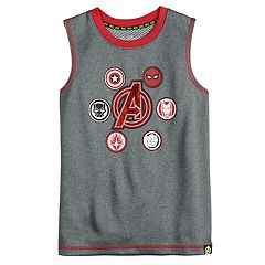 Boys 4-10 Marvel Hero Elite Series Avengers Infinity Wars Collection for Kohl's Muscle Tee