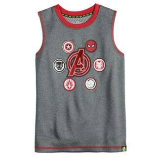 Boys 4-10 Marvel Hero Elite Series Avengers Infinity Wars Collection for Kohl's Muscle Tee
