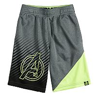 Boys 4-10 Marvel Hero Elite Series Avengers Infinity Wars Collection for Kohl's Active Shorts