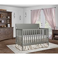 Dream On Me Cape Cod 5-in-1 Convertible Crib