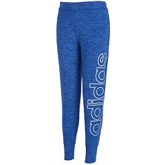 Girls 7-16 adidas Space Dyed Melange Jogger Leggings