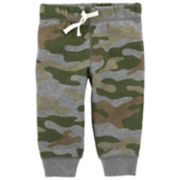 Baby Boy Carter's Camouflage Pants