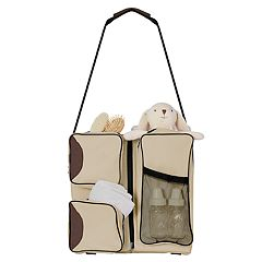 Dream On Me Allea 3-in-1 Diaper Bag, Portable Napper & Changing Station