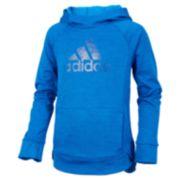 Girls 7-16 adidas Push It Pullover Hoodie Sweatshirt