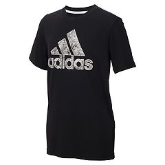 Boys 8-20 adidas Motivational Logo Tee