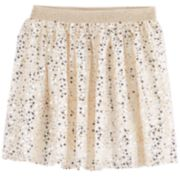 Girls 4-12 OshKosh B'gosh® Sequin Tulle Skirt