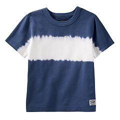 Boys 4-12 OshKosh B'gosh® Tie-Dye Stripe Tee