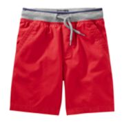 Boys 4-12 OshKosh B'gosh® Pull On Shorts