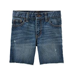 Boys 4-12 OshKosh B'gosh® Cut Off Denim Shorts