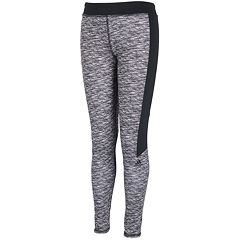 Girls 7-16 adidas Climalite Space Dyed Athletic Tights